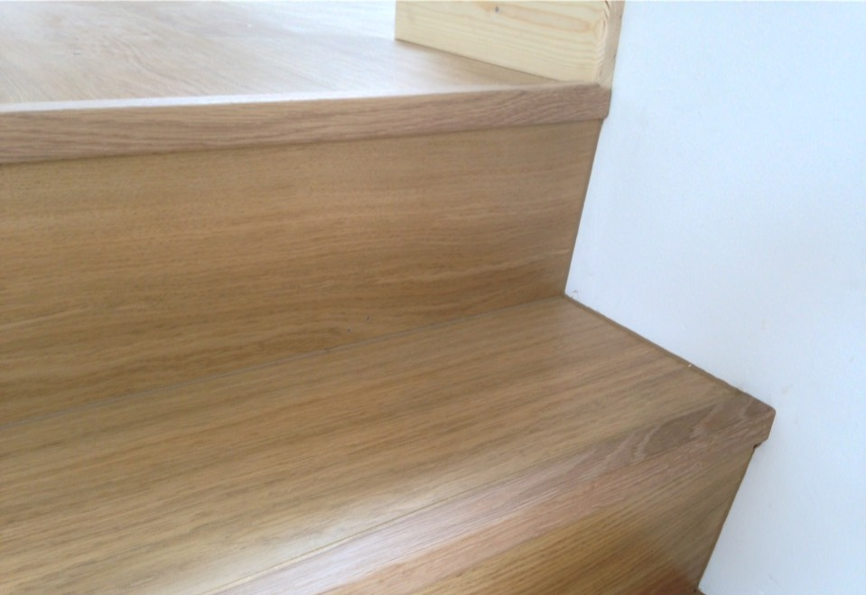 Laminate Stairs Bangor