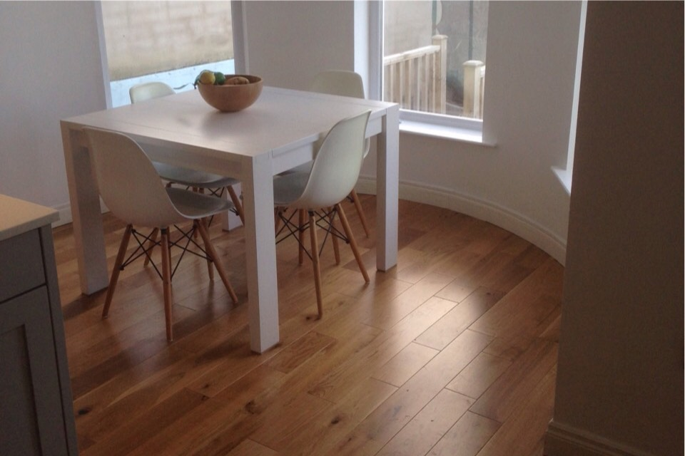 Engineered Wooden Flooring Bangor